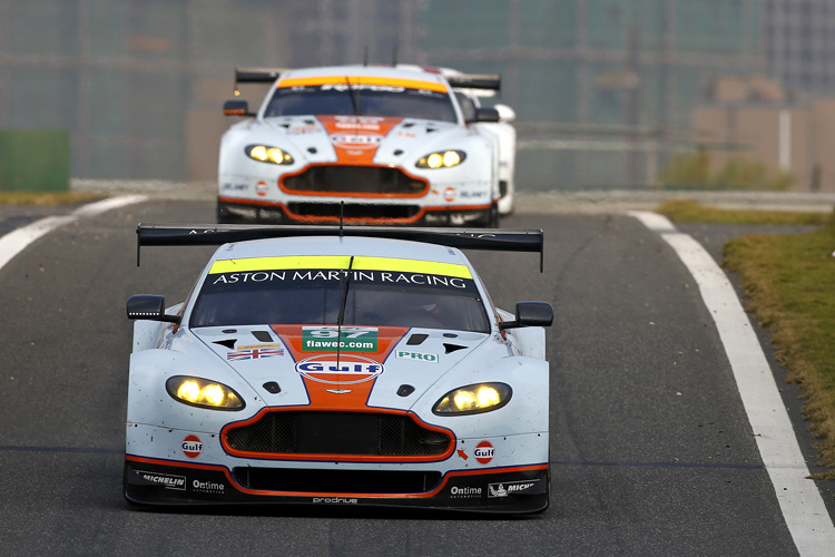 News Archiv The German Sports Car Pilot Stefan Mücke Aims For Title In The Aston Martin Vantage